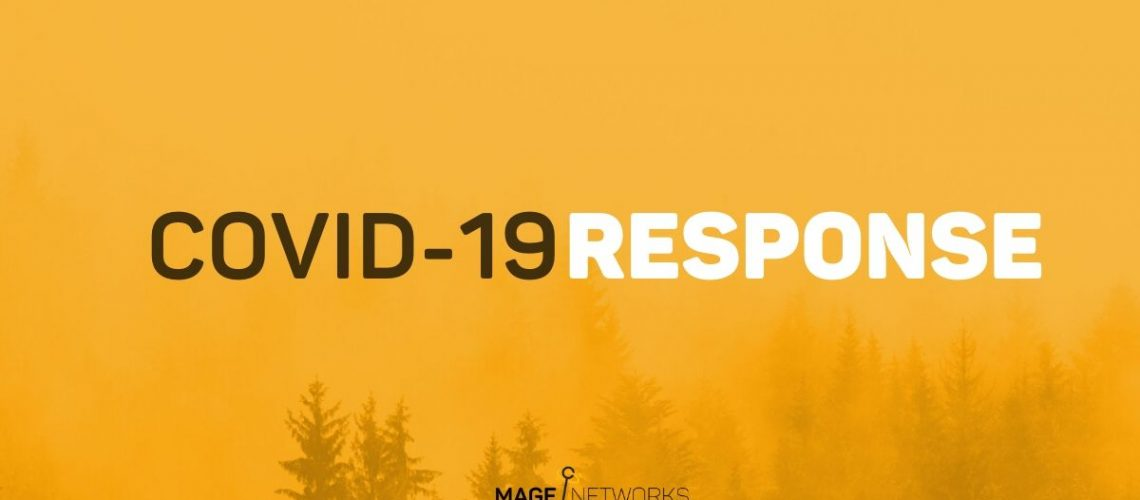 Mage Networks Covid 19 Response Image