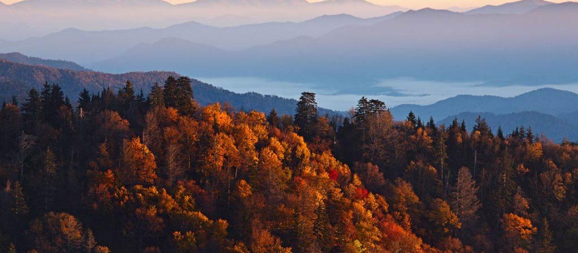 mountain autumn